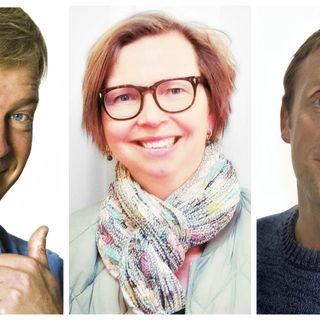 Veckans spanare: Calle Norlén, Maja Aase och Göran Everdahl