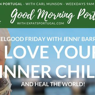 Meet your Inner Child | Feelgood Friday | Good Morning Portugal!