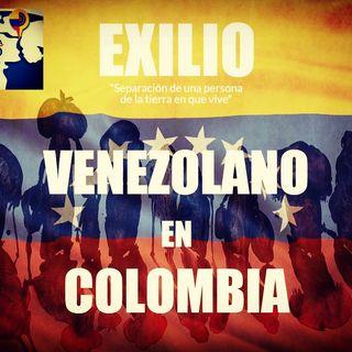 Exilio venezolano en Colombia