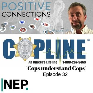 Cops Understand Cops: 1-800-COPLine
