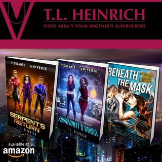 310 -- It Has to Be an Original Universe -- with Trish Heinrich