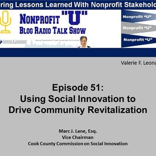 Using Social Innovation to Revitalize Communities