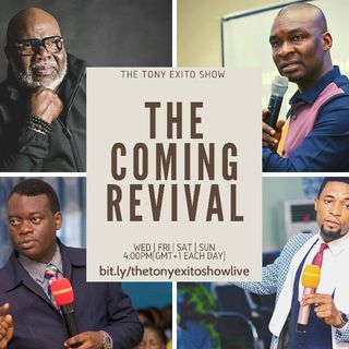 THE DESIRE OF MOSES || APOSTLE AROME OSAYI || - THE COMING REVIVAL || The Tony Exito Show