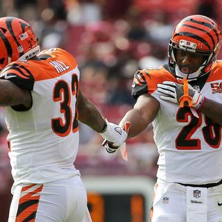 Locked on Bengals - 9/7/17 Here's why Joe Mixon should be third on the depth chart