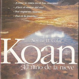 Entrevista Norma Galar Koan el niño de la nieve