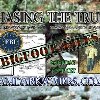 Chasing The Truth w. Shawn G. FBI Bigfoot Files & Listeners Accounts OPEN LINES #Bigfoot #FBI