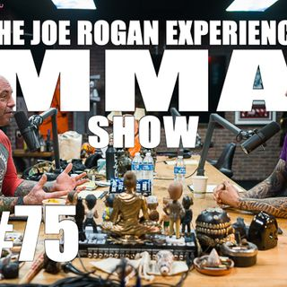 JRE MMA Show #75 with Dan Hardy