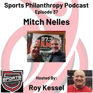 """EP37: Mitch Nelles, """"Its All Thunder""""/iHeartRadio"""