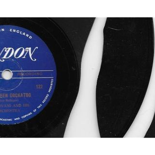 Jimmie Lunceford / Mantovani and thier Orchestras  Broken Record