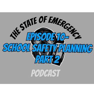 School Safety Planning Part 2