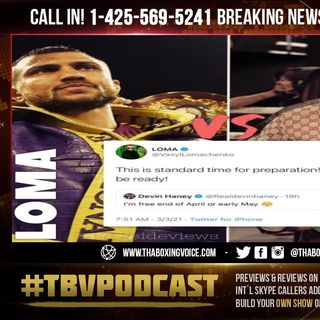 ☎️Devin Haney vs Vasyl Lomachenko Agree to Fight On Social Media😱But Will It Happen❓