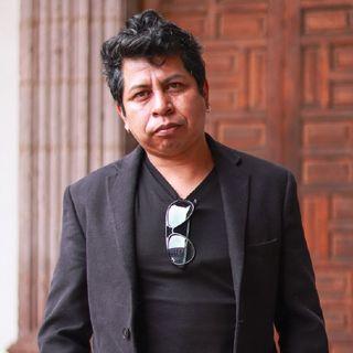 Periodismo Cultural - 14 - Entrevista al artista plástico Ángel Pahuamba