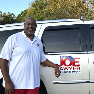 Joe Sawyer Candidate for Post 4