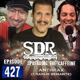 Anthrax (Charlie Benante) - Spreading The Caffeine