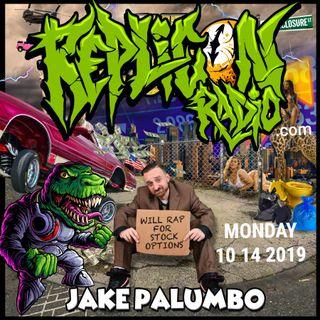 Jake Palumbo Replicon Radio 10/14/19