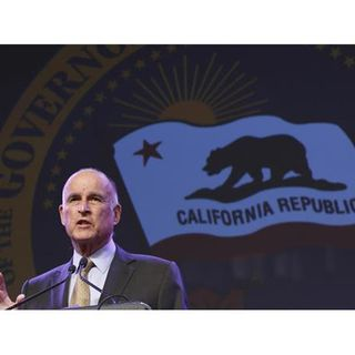 Jerry Brown is Wrong