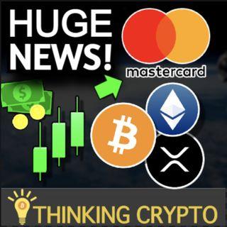 HUGE MASTERCARD CRYPTO NEWS - BlockFi & Neuberger Berman - $47B Teacher's Credit Union Buys Bitcoin