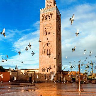 Mimoun Marhaba di Maalem Mahmoud Guinia & James Holden [Marrakech]