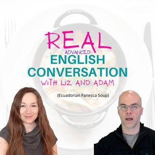 Ecuadorian Fanesca Soup (Conversation Program)
