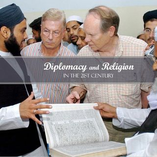 Douglas Johnston — Diplomacy and Religion in the 21st Century