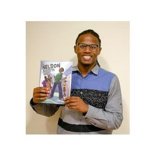 Author Ronnie Sidney,II MWS Joins Us