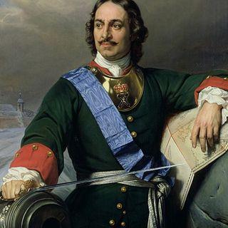 A Explosão Literária da Rússia do Século XIX: Pedro I e a abertura da Rússia para a Europa