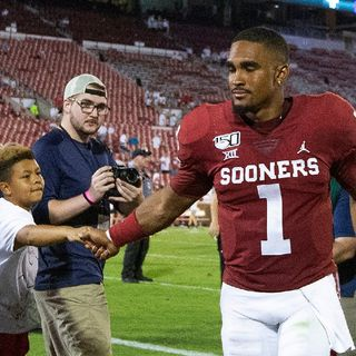Heisman Watch: First poll has Oklahoma's Jalen Hurts ahead of Alabama's Tua Tagovailoa