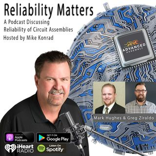 Episode 39: A Conversation with Advanced Assembly's Mark Hughes and Greg Ziraldo About Producing Reliable Assemblies Within a CM Environment