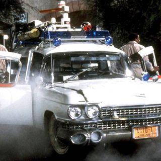 Movie Vehicles - ECTO 1