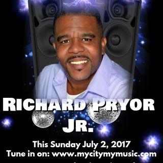 Richard Pryor Jr & Special Music by Rashad K Ali of R&B Soul Effect TV