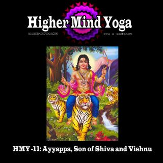 HMY-11: Ayyappa, Son of Shiva and Vishnu
