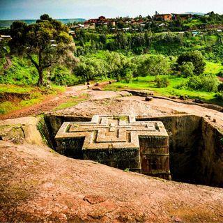 Storia d'Etiopia II: dalle croci nella pietra all'attacco britannico