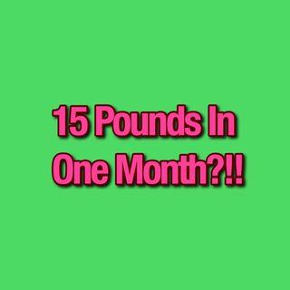 Episode 139 - November Weight Loss Goals