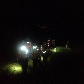 Due alpinisti bassanesi soccorsi nella notte sulle Dolomiti Agordine