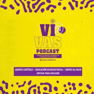 VIVAS CREADORAS PODCAST - CAPÍTULO 5