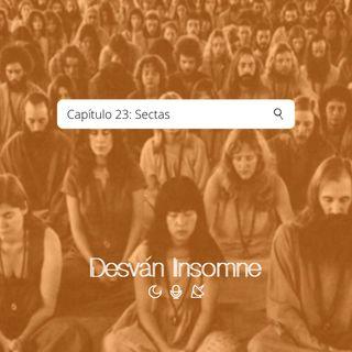 Capítulo 23: Sectas
