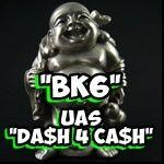 """BK6 """"Dash For Cash"""""""