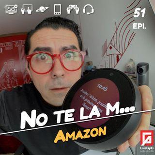 No te la m... Amazon me hace enojar; Airplay con Harman Kardon y nuevos productos Huawei.
