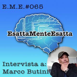 """P.65 Intervista a Marco """"Marcus"""" Butini"""