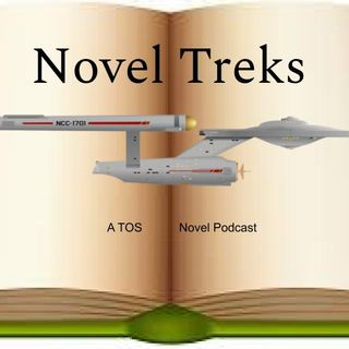 Novel Treks - Star Trek TOS