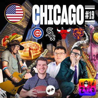Chicago: blues e Bulls, inverno congelante e cachorro-quente picante