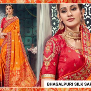 This is how your famous Bhagalpuri Silk Saree is made
