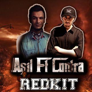 Aşıl  - Red Kit ( ft.Contra ) (Kinetik Tpograpy)