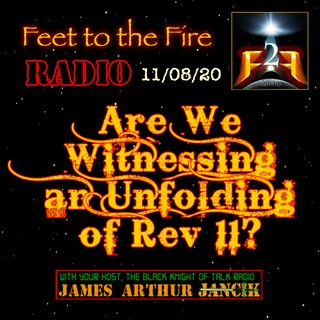 F2F Radio: Are We Witnessing Rev 11:3?