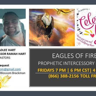 Eagles of Fire Intercessory Prayer 03012019