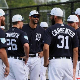 "Your 2019 Detroit Tigers - ""Who's THAT Tiger?"""