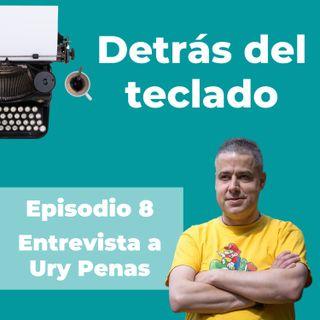 008. Entrevista a Ury Penas, programador web y formador