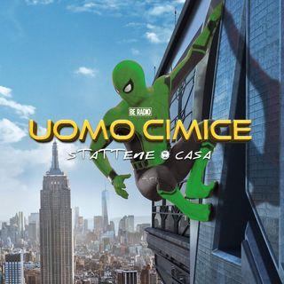 Uomo Cimice: Stattene a Casa - Be Radio Radiophonic Universe