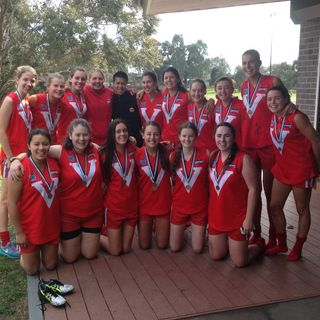 GD THROWBACK: YJFL Youth Girls Grand Final 2015: East Brighton v Whitehorse 300815
