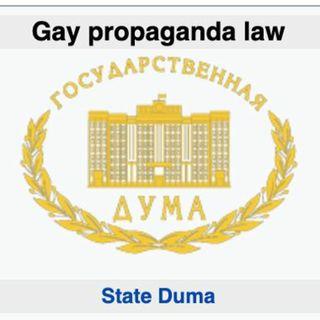 Russian Gay Propaganda Law